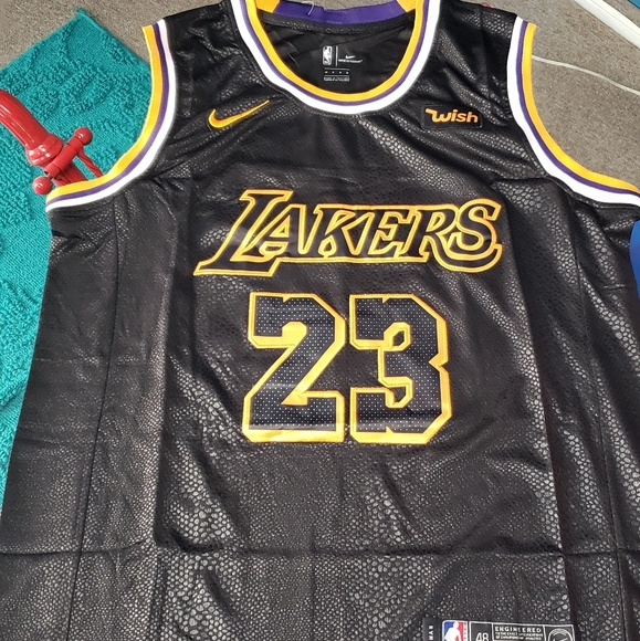 the best attitude bf170 63833 ireland lebron james black jersey authentic a21a7 4436f
